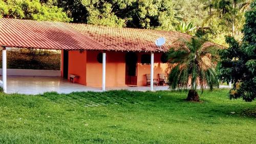 Sítio No Litoral Com 03 Dormitórios Em Itariri/sp 6260-pc