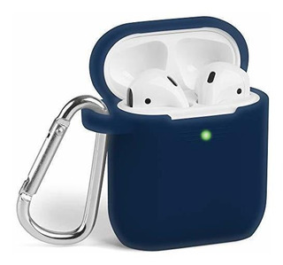 Gmyle AirPods Case, Silicone Protective Shockproof