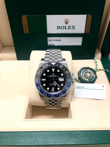 Rolex Batman Jubileu Original Data 2020