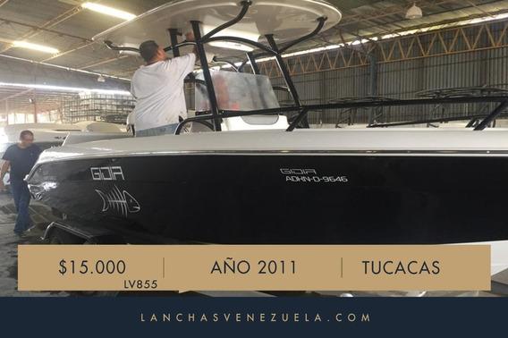 Lancha Aquanauti 21 Lv855