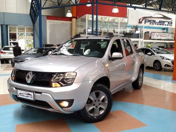 Renault Duster Oroch Dynamique 1.6 Flex Manual 2016 Completa
