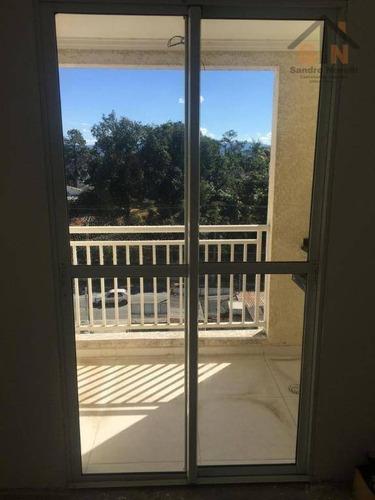 Imagem 1 de 12 de Apartamento Com 3 Dormitórios À Venda, 69 M² Por R$ 290.000,00 - Cidade Jardim Cumbica - Guarulhos/sp - Ap0205