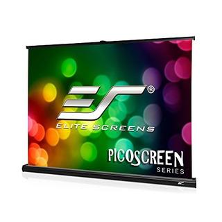 Elite Screens Serie De Pantalla Pico 55 Pulgadas 43 Lightwei