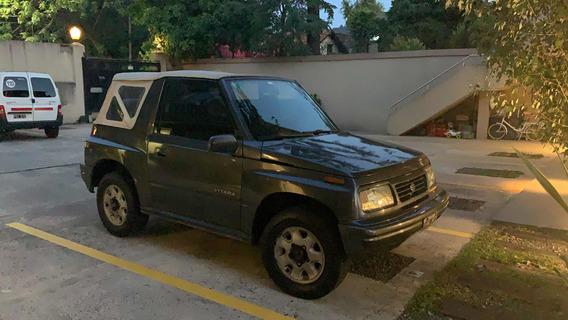 Suzuki Vitara Jlx Techo Lona 1.6