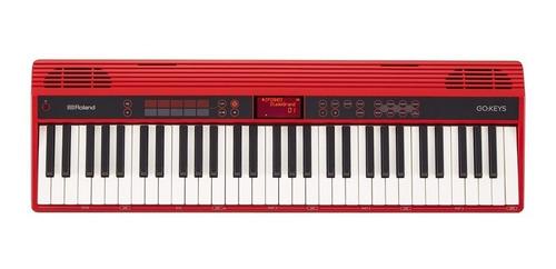 Teclado Roland Go-61kl 61 Sintetizador Go Key