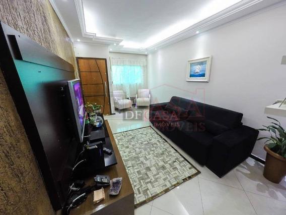 Sobrado Com 3 Dormitórios À Venda, 136 M² Por R$ 488.000 - Vila Nhocune - São Paulo/sp - So2975