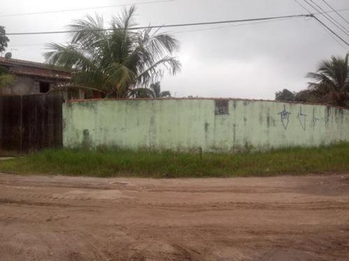 Imagem 1 de 3 de Lote Em Itanhaém 350m² Bem Localizado. 1682e