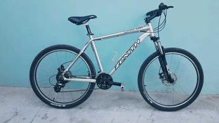 Bicicleta Mtb Zenith Rodado 26 Cuadro De Aluminio