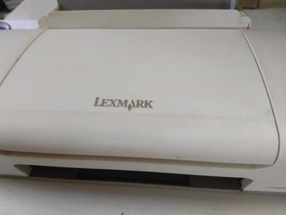 Impressora Lexmark Z2300 Para Sucata (retirada De Peças)