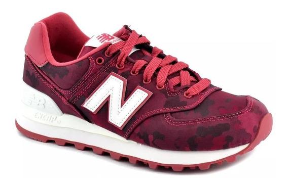 zapatillas mujer new balance rojas