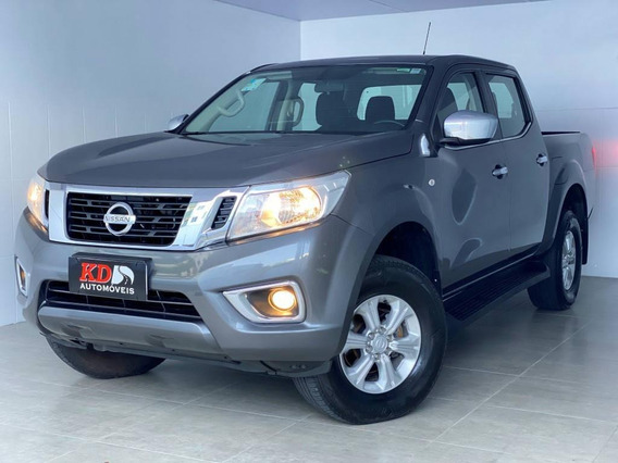 Nissan Frontier 2.3 Se 4x4 At