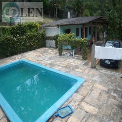 Chácara Para Venda Em Arujá, Jardim Arujá, 2 Dormitórios, 2 Banheiros, 4 Vagas - 0128