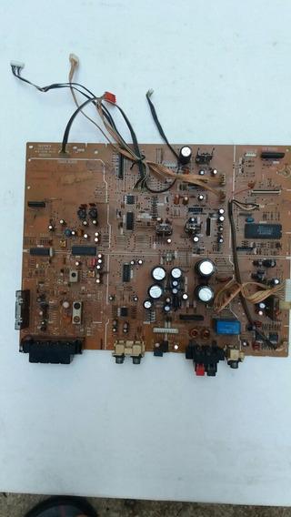 Placa Principal Do Sony Lbt-a390