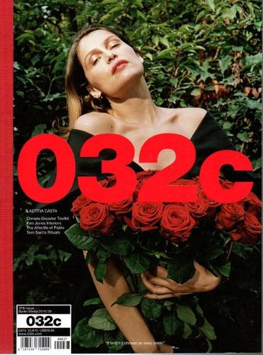 032c Magazine De - Revista De Fotografia E Ensaios Culturais
