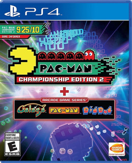Pac-man Championship Edition 2 + Arcade Game Ps4 (d3 Gamers)
