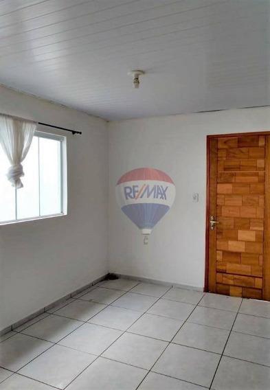 Casa Com 3 Dormitórios Para Alugar Por R$ 1.000,00/mês - Vila Rodrigues Alves - Botucatu/sp - Ca0723