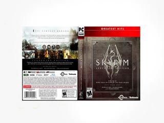 The Elder Scrolls V Skyrim Legendary Edition Pc - Steam Key