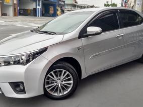 Toyota Corolla 2.0 16v Altis Flex Multi-drive S 4p 2016