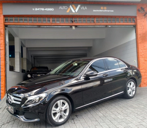 Mercedes-benz Classe C 180 1.6 Avantgarde Turbo Flex 4p