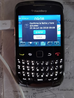 Blackberry 9300 Movistar 3g