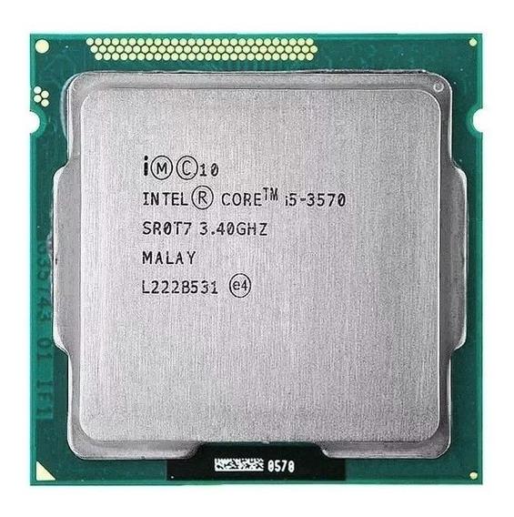 Processador Core I5 3570 Terceira Geração 3.4ghz- 3.8ghz