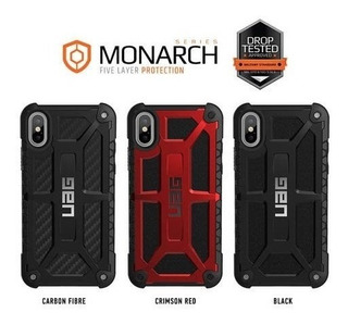 Case Estuche Uag Monarch 100% Originales iPhone, Samsung