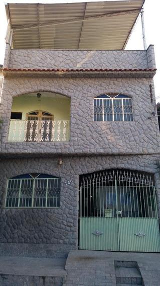 Casa Em Venda Da Cruz, São Gonçalo/rj De 166m² 4 Quartos À Venda Por R$ 400.000,00 - Ca323083