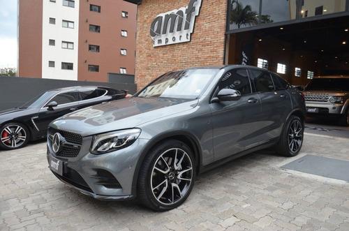 Mercedes Glc 43 Amg  3.0 V6 Coupé 9g-tronic Blindado 2019