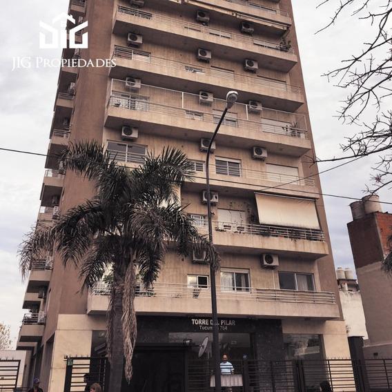 Dpto 2 Ambientes Alquiler - Tucumán 700 - Pilar
