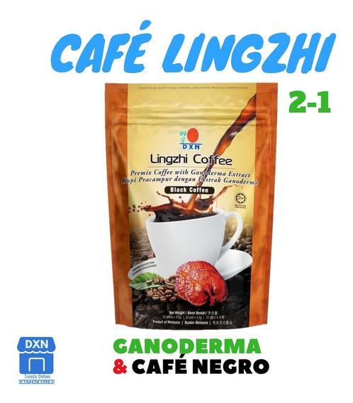 Dxn Café Orgánico Con Ganoderma Lingzhi 2-1