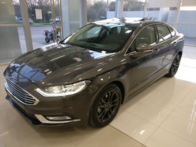 Ford Mondeo 2.0 Sel At 240cv 0 Km 2018 Gris Magnetico