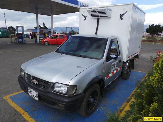 Furgon Chevrolet Luv