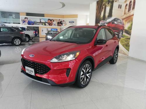 Ford Escape Hibrida 4x2 Rojo 2021