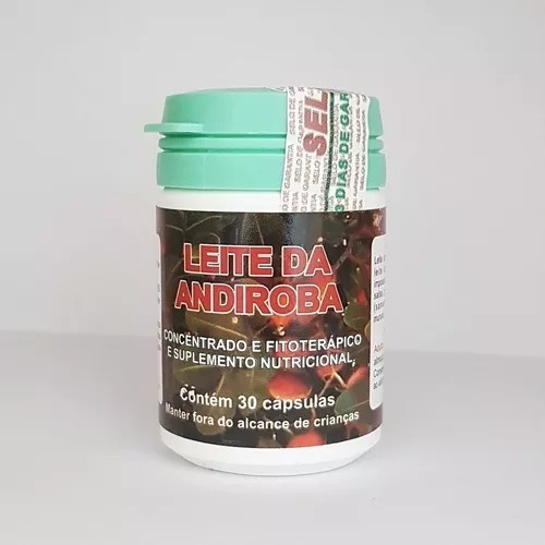Leite Da Andiroba 10 Unidades + 2 De Brinde ( T V )