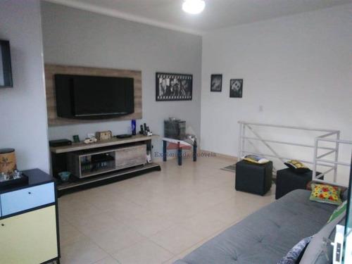 Cobertura À Venda, 104 M²  - Vila Santana - Mogi Das Cruzes/sp - Ap0296