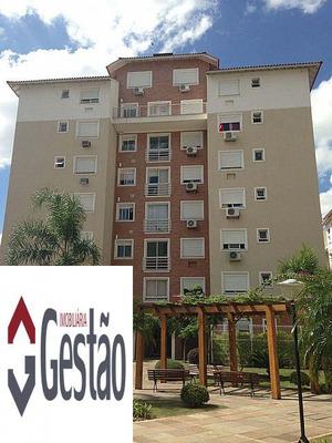 Apartamento Com 02 Dormitório(s) Localizado(a) No Bairro Igara Em Canoas / Canoas - C0073