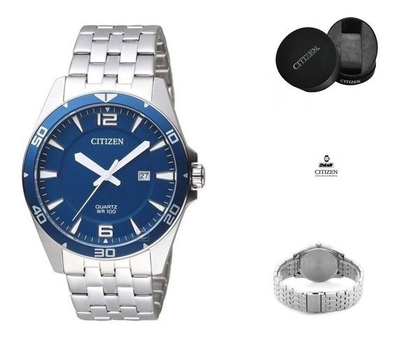 Reloj Citizen 61183 Bi5058-52l Hombre Azul Watchsalas Full