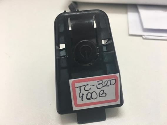 Botão Power Un32j4000 Un32j4003 Samsung
