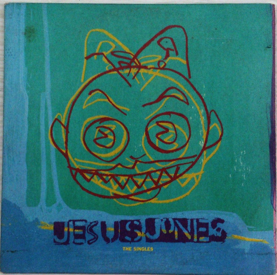 Cd Jesus Jones - The Singles - Cd Importado Tipo Envelope