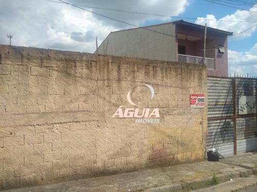 Terreno À Venda, 299 M² Por R$ 479.999,99 - Vila Alto De Santo André - Santo André/sp - Te0211