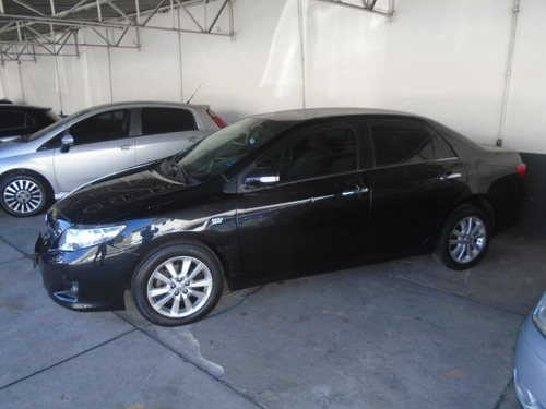 Imagem 1 de 9 de Toyota Corolla Seg Blindado Niii Ano 2009 Aut. Cor Preto