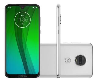 Smartphone Moto G7 64gb 4gb Ram 6.24 12mp E 5mp Polar