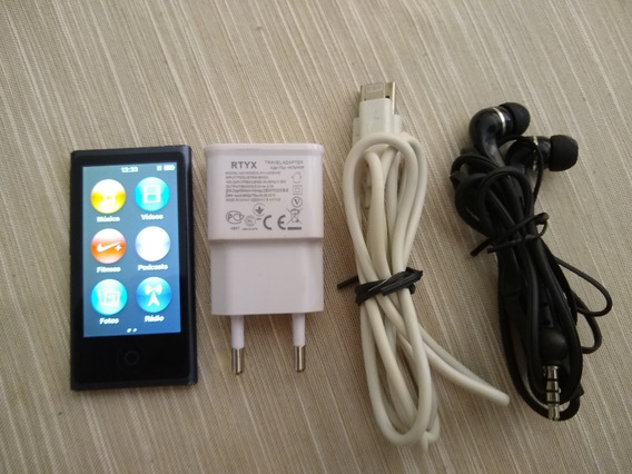 iPod Nano Touch 7° Geração 16gb