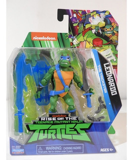 Tortugas Ninja Rise Of The Teenage Mutant Ninja Muñeco 80800