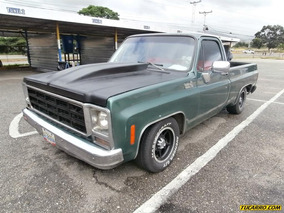 Chevrolet C-10 / Big 10 Pick-up - Sincronico