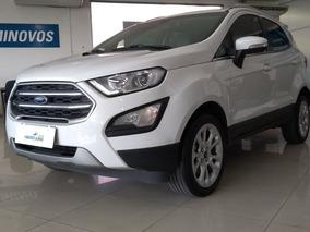 Ford Ecosport Titanium 2018 Branca Flex