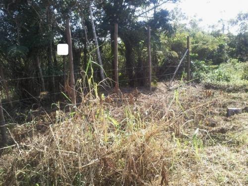 Terreno No Litoral Com 364 M2, Em Peruíbe/sp 6426-pc
