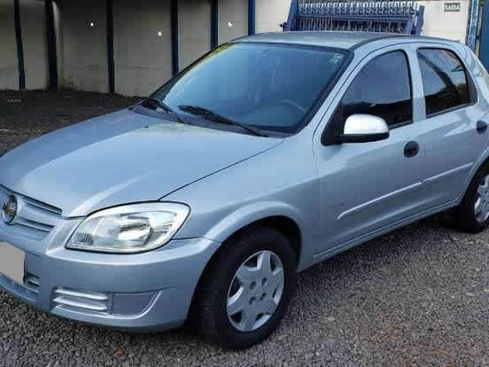 Chevrolet Celta 1.0 Mpfi Life 8v Flex 4p Manual 2007