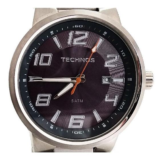 Relógio Technos Masculino Ponta De Estoque 2115ga/1l