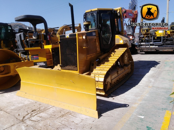 Tractor Bulldozer Cat D5m Xl 1998 Caterpillar D6n D7
